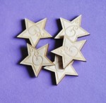 buttons / badges - stars 1